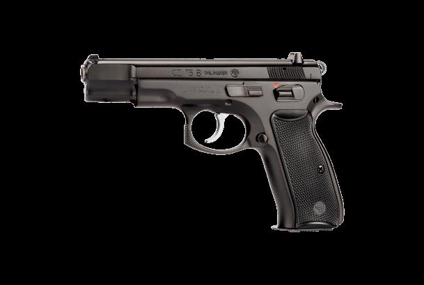 Pistole samonabíjecí CZ 75 B