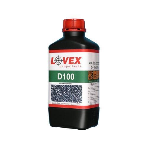 Střelný prach D100