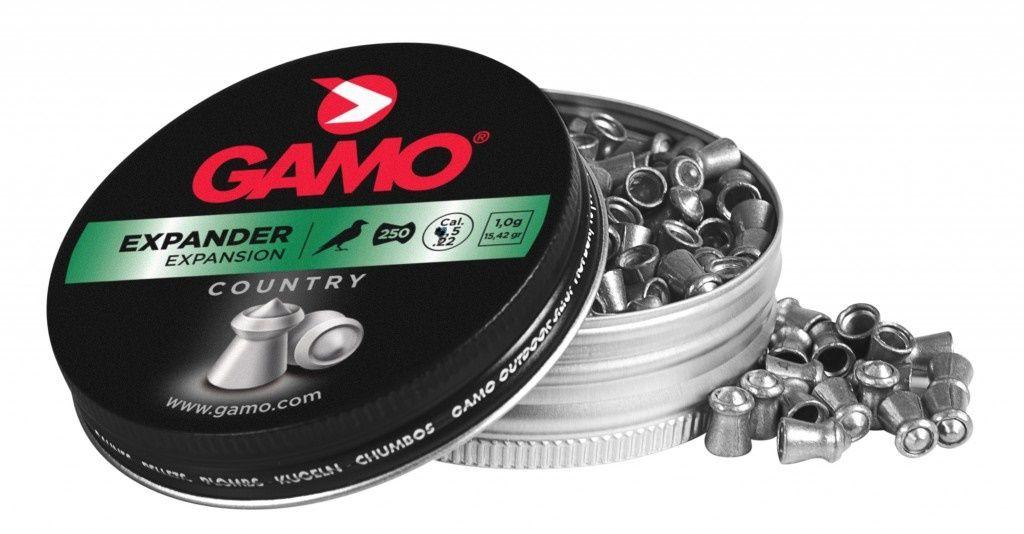 Diabolky Gamo Expander 4,5 mm (250ks)