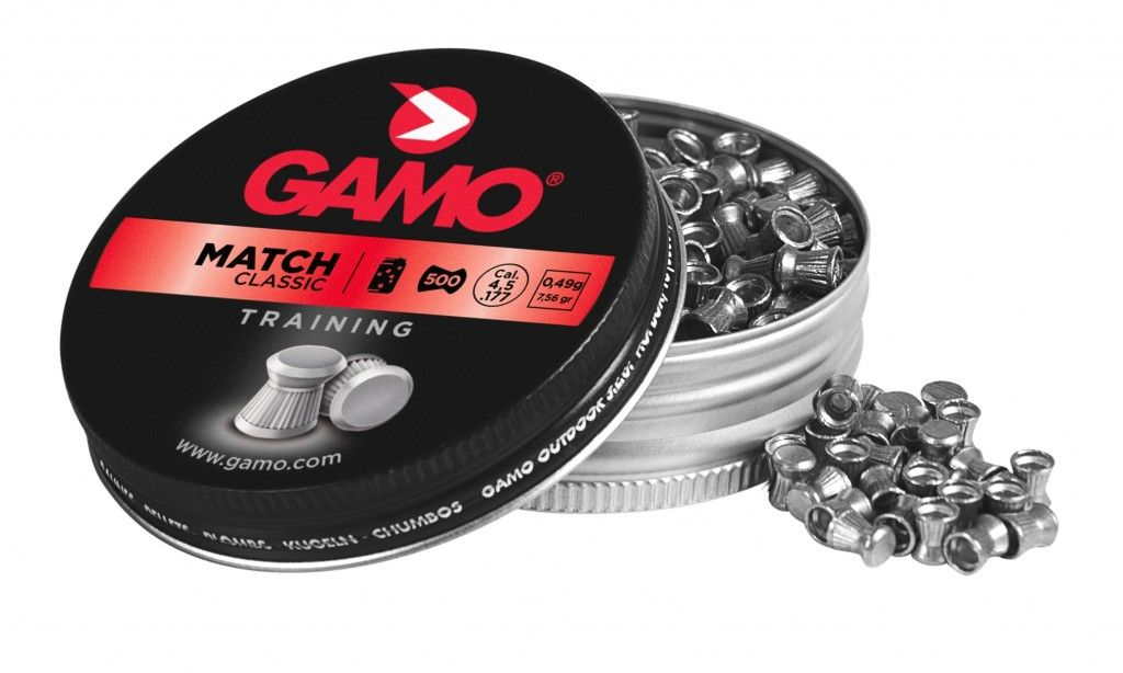Diabolky Gamo Match