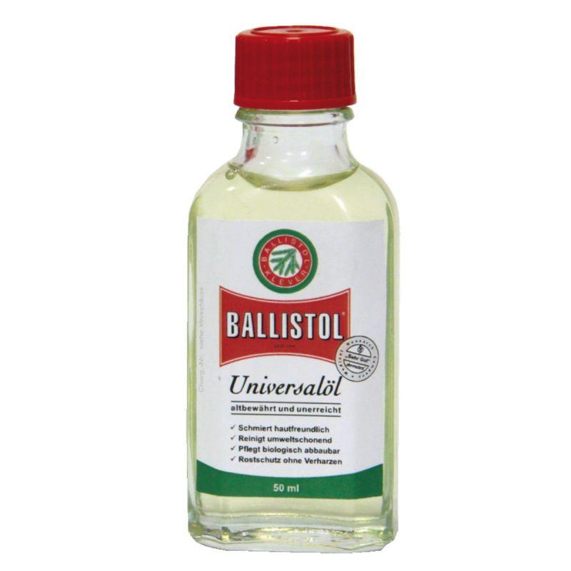 Olej Ballistol 50 ml v lahvičce