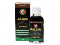 Pažbový olej Balsin - tmavě hnědý