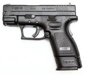 Pistole HS-9 subcompact