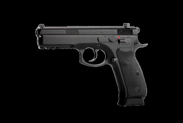 Pistole samonabíjecí CZ 75 SP-01
