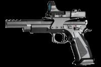 Pistole CZ 75 TS CZECHMATE