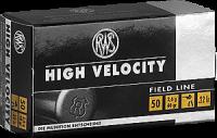 RWS High Velocity