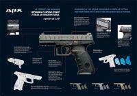 Pistole samonabíjecí Beretta APX