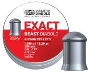 JSB Exact Beast 4,52 (250ks)