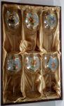 Skleničky na víno 6 ks