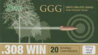 GGG .308 HPBT Sierra MatchKing 155gr
