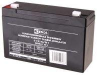 Externí baterie Emos 12V / 12Ah