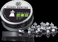 Diabolky RWS Power Piercing 4,5 mm