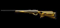 Malorážka CZ 455 Thumbhole Yellow
