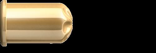 Náboj S&B 9 mm R Blanc