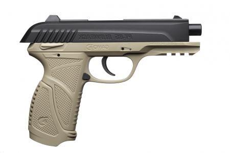 Vzduchová pistole Gamo PT-85 Blowback Desert
