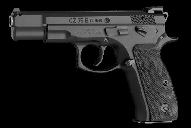 Pistole samonabíjecí CZ 75 B omega