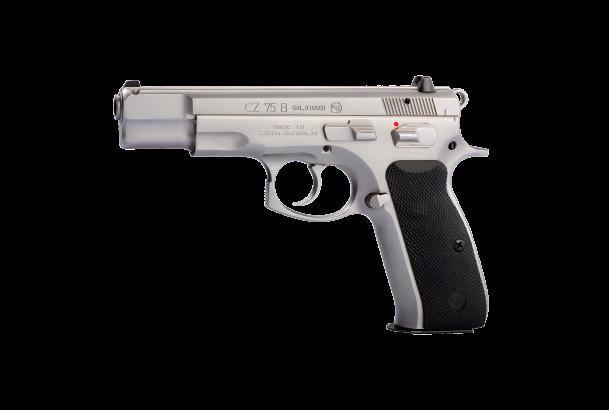 Pistole samonabíjeco CZ 75 B Stainless
