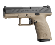 Pistole CZ P-10 C FDE, tritiová mířídla