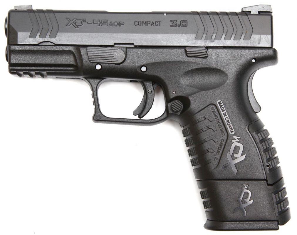 pistole HS produkt xdm .45 Auto