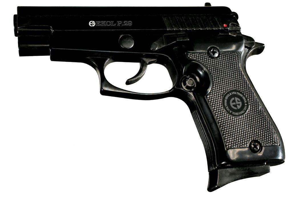 plynovka P29 black