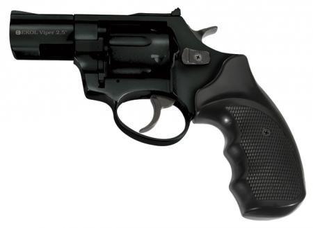 Plynový revolver Ekol Viper černý
