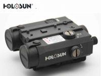 Svítilna, zelený a IR laser Holosun LS420G