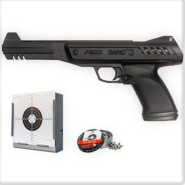 Vzduchová pistole Gamo P 900 Set