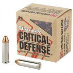 Hornady 357 Magnum FTX Critical Defense 8,1 g / 125 grs
