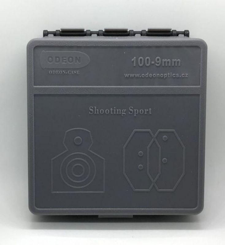 Krabička na náboje 9mm luger browning