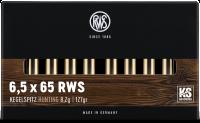 RWS 6,5x65 RWS KS 8,2 g