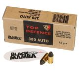Fiocchi 9 Browning Black Mamba 5,5 g / 85 grs