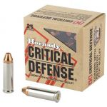 Hornady 38 Special FTX Critical Defense 7,1 g / 110 grs