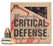 Hornady 9 Br. FTX Critical Defense 5,8 g / 90 grs