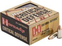 Hornady 6,35 Br. FTX Critical Defense  2,3 g / 35 grs