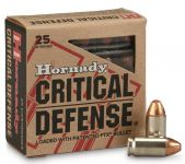 Hornady 9 Mak. FTX Critical Defense 6,2 g / 95 grs