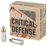 Hornady 9 Luger FTX Critical Defense 7,5 g / 115 grs