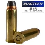 Magtech 38 Special SJSP 10,24 g