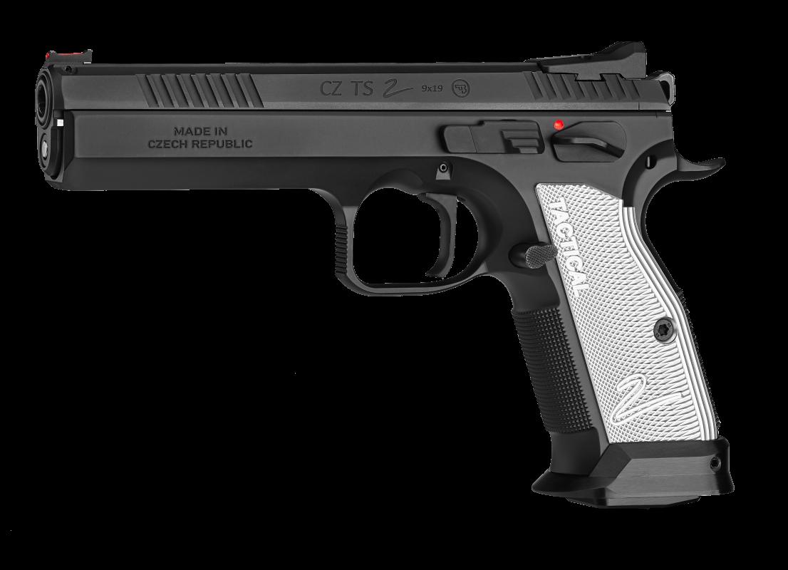 Pistole CZ TS 2