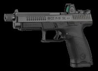 Pistole CZ P-10 SC OR&SR