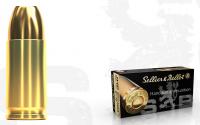 S&B 9 mm Luger JHP 7,5 g