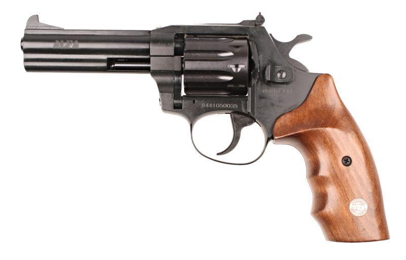 Revolver Alfa 441 Flobert 4mm - černěný