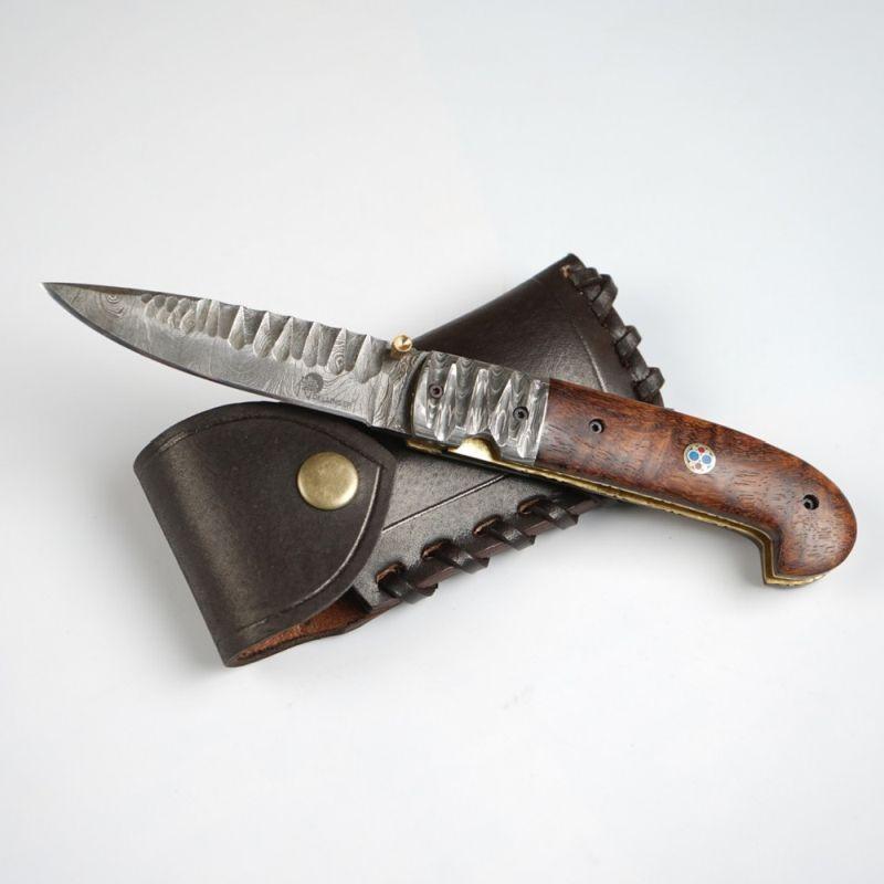 damaškový zavírací nůž Dellinger Sentinel II
