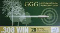 GGG .308 HPBT Sierra MatchKing 180gr