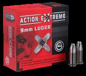 Pistolový náboj Geco 9 Luger Action Extreme