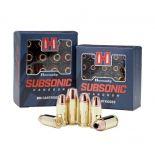 Hornady .45 ACP XTP Subsonic 14,9 g / 230 grs