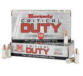 Hornady 9 mm Luger +P FlexLock Critical Duty 8 g / 124 grs