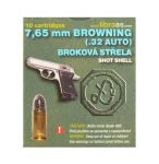 7,65 Browning brokový
