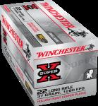 Winchester 22 LR Super X HP CP