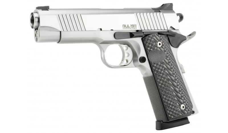 BUL 1911 Classic Commander Stainless