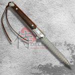 damaškový nůž Dellinger Elegan